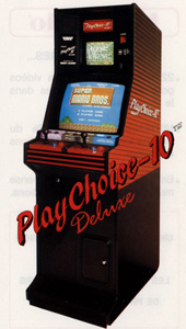Playchoice-10 Deluxe.